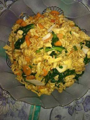 Resep Mie Telur Goreng Sayuran Praktis Anti Gagal Oleh Selvina Maharani Resep Masakan Resep Masakan Makanan Pedas
