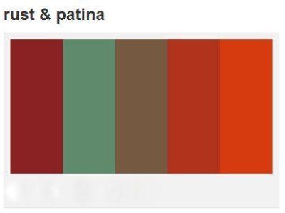 Terracotta Rose Red Color Pallets Red Colour Palette Patio Color Schemes