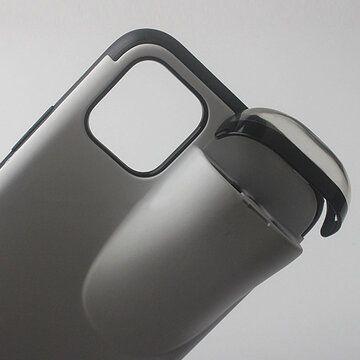 يمكن أن تستوعب حافظة النساء والرجال الصلبة اللون Mobile هاتف غلاف سماعات Airpods المتكاملة Phone Cases Phone Electronic Products