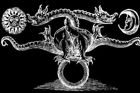 Путь Левой Руки: Клипот и Драконианская магическая традиция Древо ...