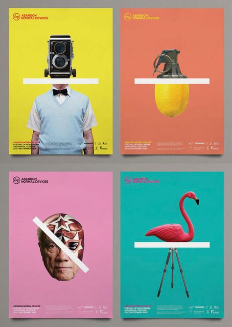 and Campaign for AND Film Festival More a. -Branding and Campaign for AND Film Festival More a. - 텐바이텐 : Day& 990 > Funny View Troom Identity Concept on Behance Cannes Lions Says to Bring Your Worst Employees to the Festival Instead of Firing Them Creative Advertising, Advertising Poster, Advertising Design, Advertising Ideas, Fashion Advertising, Pinterest Advertising, Milk Advertising, School Advertising, Product Advertising