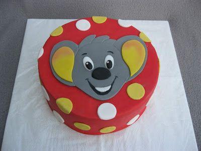 Meine Bunte Tortenwelt Ed Euromaus Kinder Torten Geburtstagstorte Und Kleine Jungs