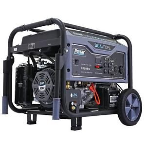 Pin By Freelance Computing On Things To Buy Dual Fuel Generator Gas Generator Generators For Sale