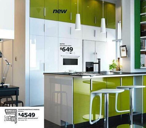 The New IKEA 2012 Catalog   Interior   Pinterest   Cucine ...