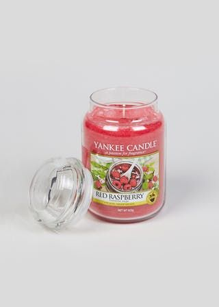YANKEE CANDLE RED RASPBERRY TART COMBINED SHIPPING HUNDREDS LISTED