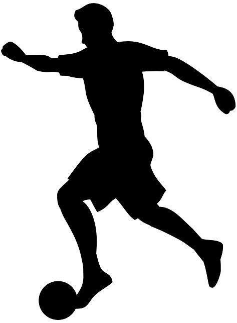 Image Result For Free Silhouette Clip Art Festas De Aniversario De Futebol Projetos De Tubos De Pvc Festa De Futebol