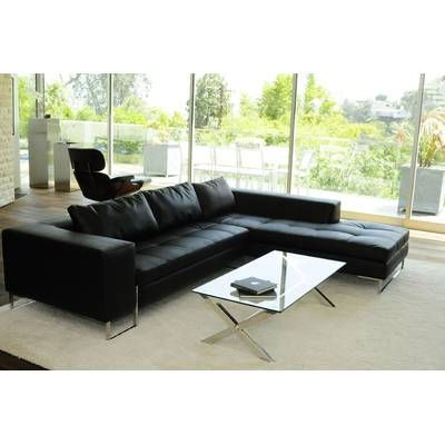 Modern Sectional Sofa, Lazzaro Furniture Reviews