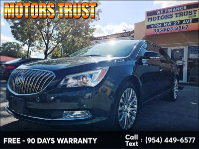 2014 Buick Lacrosse 4dr Sdn Premium Ii Fwd Black Sedan 4 Doors 10199 To View More Details Go To Https Ww Buick Lacrosse Cars For Sale Used Cars