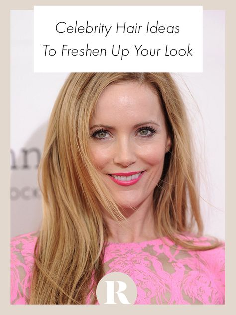 To get you started on the path to hair greatness, we've rounded up haircut and style ideas from some of our favorite celebs.