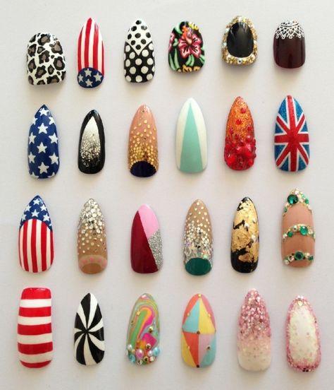 Nail art ideas - DIY Nails - Nail designs - nail art - nails - nailart how to - nail art tutorial