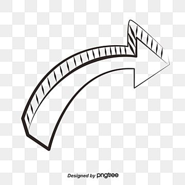 Arrow Sketch Arrow Clipart Hand Drawn Arrows Paint Vector