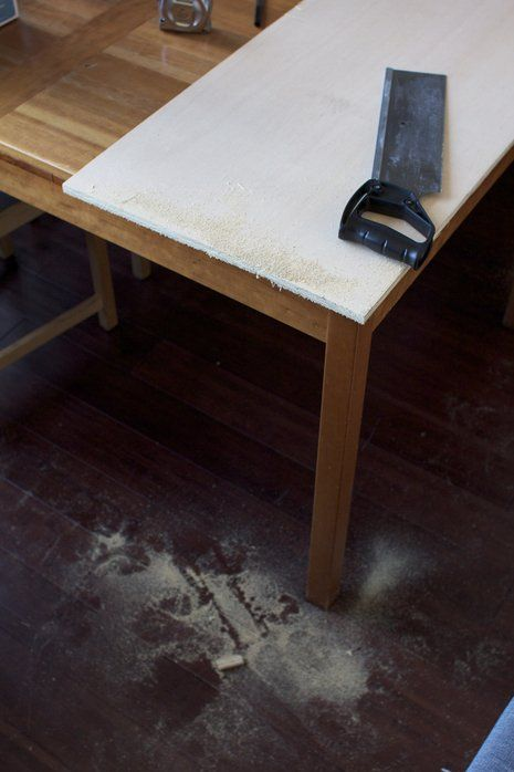 Homemade Desk Homemade Desk