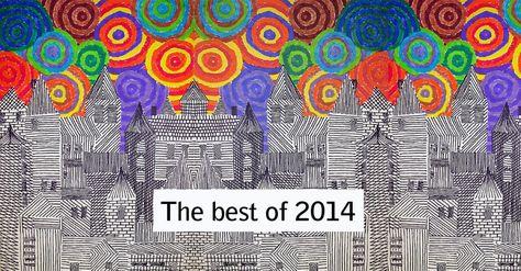 2014 - de beste artikelen over trends, interieur, mode, kleur, food en retail