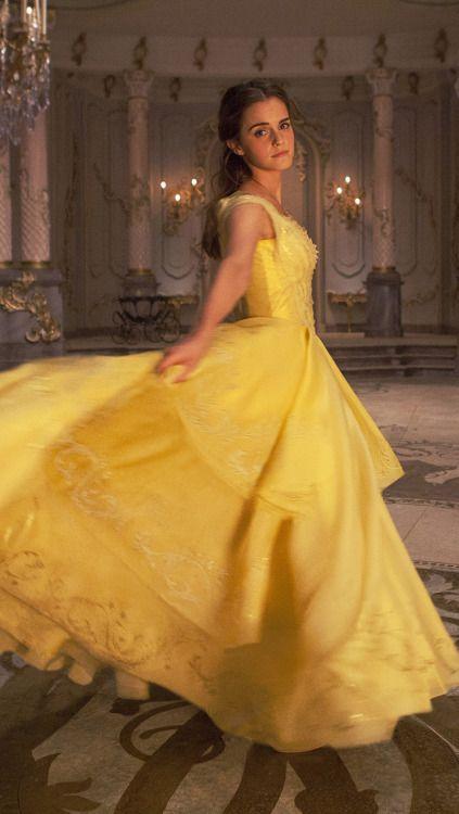 Lockscreens Emma Watson Beauty And The Beast Belle Beauty And The Beast Belle Dress