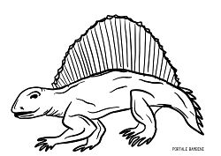 Disegni Di Dinosauri Da Stampare E Colorare Gratis Portale