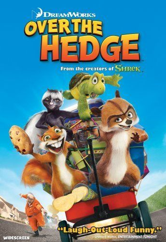 Laugh Out Loud Funny Over The Hedge 2006 5 In 2020 Animated Movies Funny Animated Movies Best Kid Movies