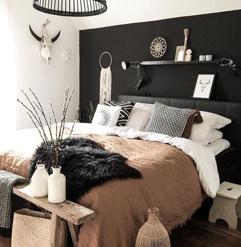 """Inspi_Deco on Instagram: """"▪️Adult Room 😍  Inspi @mikaswohnsinn  #instagood #instalike #likephoto #picoftheday #room #roomdecor #adultroom #bedroom #bedroomdecor…"""""""