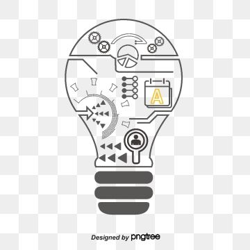 Creative Idea Icon Icon Vector Letter Gear Png Transparent Clipart Image And Psd File For Free Download Idea Icon Graphic Design Background Templates Png Images Vector