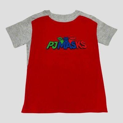 PJ Masks - PJ Masks Baby Boy & Toddler Boy Short-Sleeve T