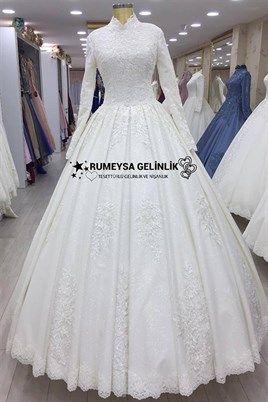 Tesettur Gelinlik Modelleri The Dress Gelinlik Balo Elbisesi