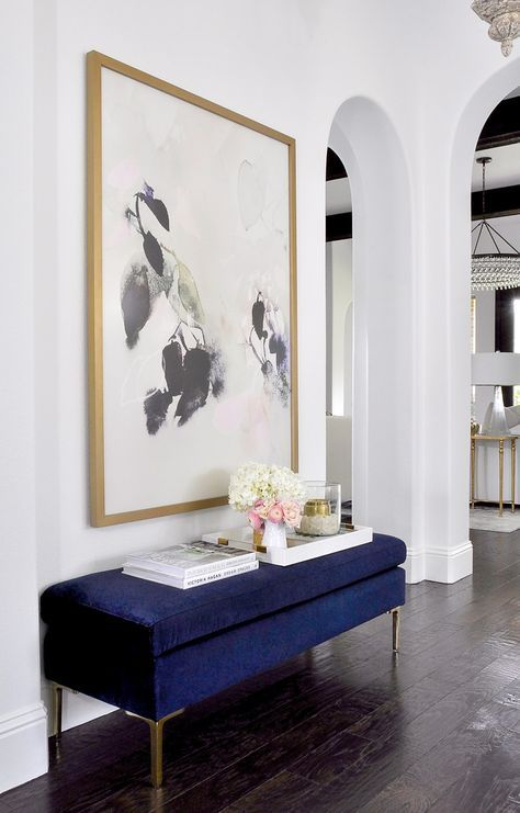 5 Tips For Adding Style To Your Home Bench Decor Foyer