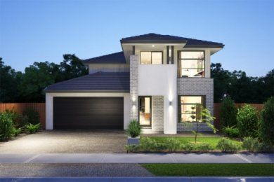 Single Storey Contemporary House By Sherridon Homes New Home