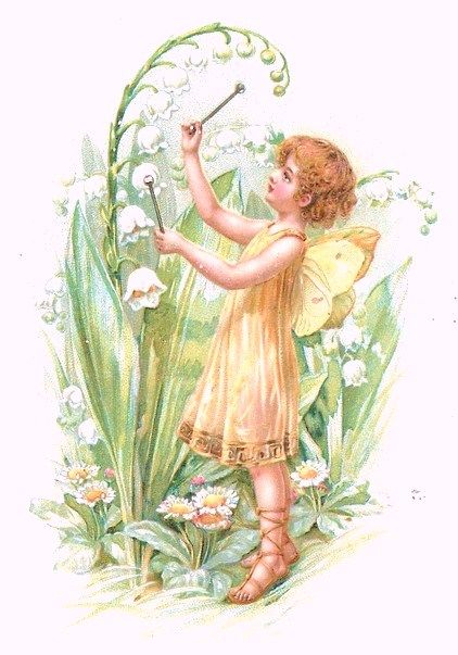 Pretty Fairy Sweetly Scrapped 100 Free Ephemera And Vintage Clipart Images