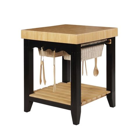 Behling Prep Table With Butcher Block Top Butcher Block Kitchen