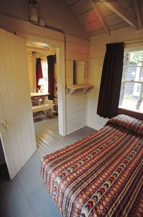 Swiftcurrent Motor Inn, Glacier National Park $72 for Cabin without bath, 20 dollars extra for cabin with bath
