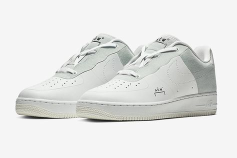 outlet store deb0c 702e1 A Cold Wall Nike Air Force 1 Low White 1