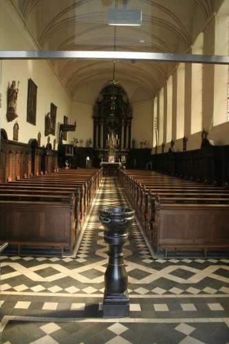 interieur St.Michiels kerk te Sittard. | KERKEN IN LIMBURG. | Pinterest