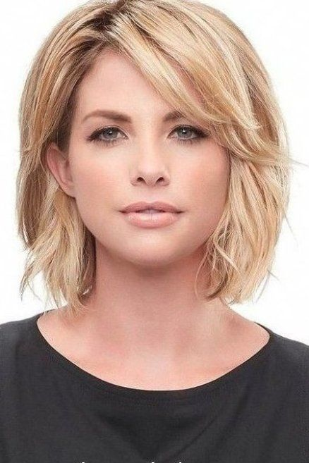30 Cute Short Hairstyle Idea For Women In 2020 Nail And Hairstyle Trends 2020 In 2020 Medium Bob Hairstyles Medium Hair Styles Bob Hairstyles