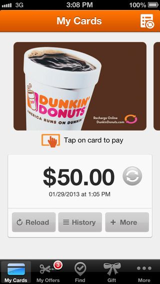 $7 in Dunkin Donuts Cards + Free Medium Beverage $2 when you ...