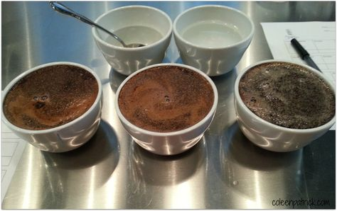 My First Coffee Cupping: Buzzworthy San Juan, Puerto Rico