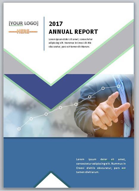 2017 Cover Laporan Report Download Contoh Cover Laporan Tulisan
