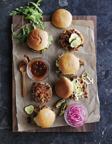 Mouthwatering Slider Recipes That Are Perfect For Summer - All The Mouthwatering Slider Recipes You'll Ever Need - Photos