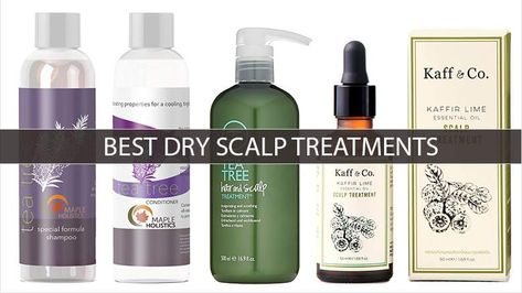 9 Best Dry Scalp Treatments: Which is Right for You?