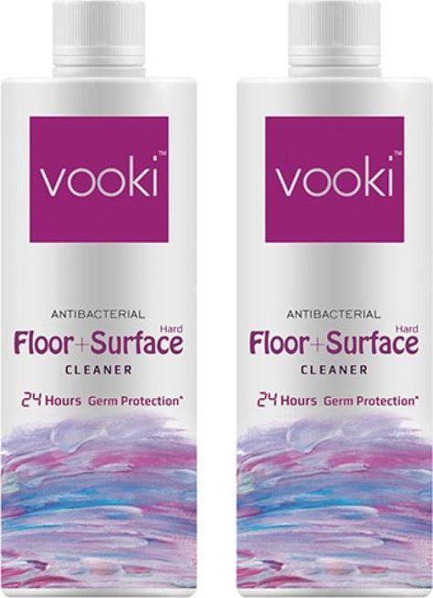 Vooki Floor Surface Cleaner 24 Hours Germ Protection Skin Safe Eco Friendly Mediterrarian Floor Cleaner On Flipk Surface Cleaner Floor Cleaner Surface
