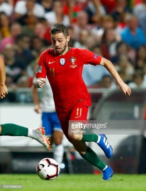 Portugal V Italy Uefa Nations League Bernardo Silva Of Portugal At In 2020 League National Bernardo
