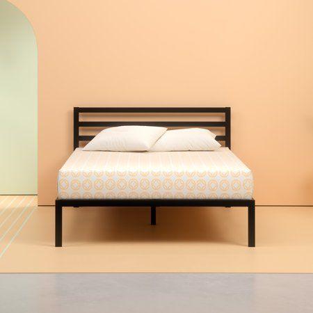 Home Headboards For Beds Metal Platform Bed Grey Platform Bed
