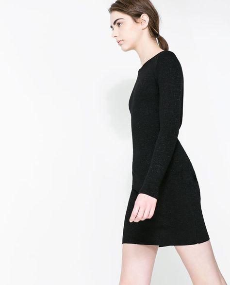 Zara Vestiti SchienaFashion Scollo Vestito Donna wish lKcFJ13Tu