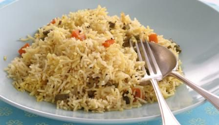 A curry without pilau (or pullao) rice is unthinkable. This version benefits…