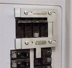 Manual Transfer Switch Kits Generator Interlock Kit Diy Generator Generator Transfer Switch Quiet Portable Generator