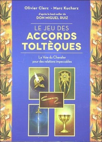 Le Jeu Des Accords Tolteques Accords Tolteques Cartomancie Relation Difficile