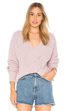 6f919b8e129881 Coco V-Neck Sweater Free People  44 (FINAL SALE)  shopstyle  shopthelook   summerstyle  clothing  shopstyle  fashion  outfits  ootd  freepeople