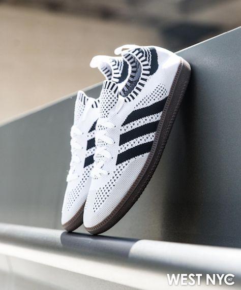 adidas Originals Samba Super ($92) ❤ liked on Polyvore