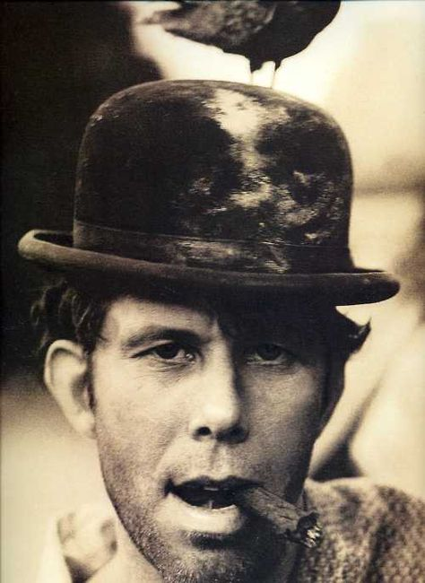 Tom Waits photographed by Matthew Rolston