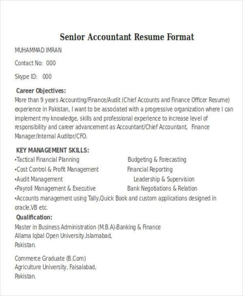 internal auditor resume best template collection rakesh kumar - financial planning manager sample resume