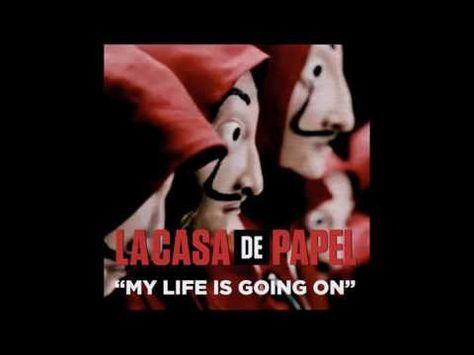 My Life Is Going On Traducao Em Portugues La Casa De Papel Cecilia Krull Letra Da Musica Letras De Musicas