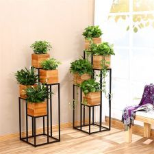 Kwietnik Metalowy Stojak Na Kwiaty Regal Polki Elegancki Ogrodoweoutlet Com Pl Hanging Plants Indoor Hanging Plants House Plants Decor